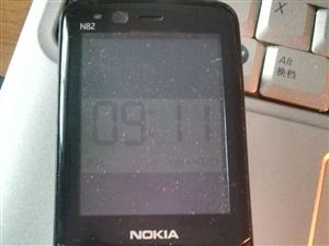 出售个人使用二手诺基亚N82水货七成新左右
