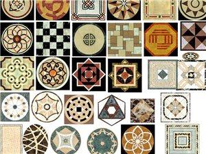 瓷砖水刀拼花加工−−兄弟加工厂