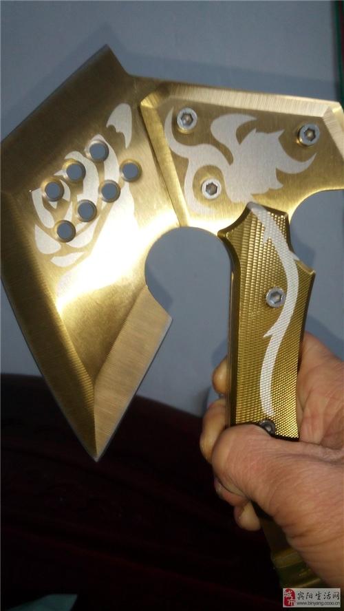 黄金玫瑰斧你值得拥有。