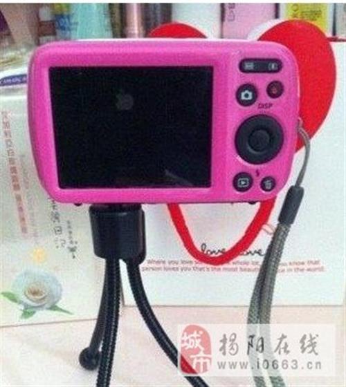 卡西欧美颜数码相机