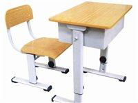 出售9成新學生桌椅20套