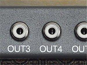 音视频分配模块