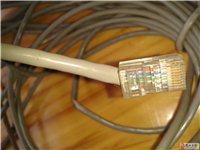 出售25米大蕊网线.有接头.