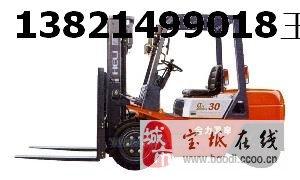宝坻二手叉车出售,叉车维修及常年租赁叉车