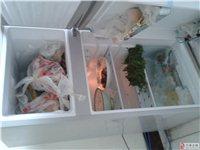一年的小冰箱