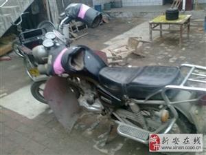 急售125摩托车一辆
