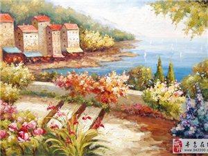 四维墙绘艺术坊为您打造更华丽的墙面墙绘