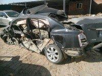 事故车11年8月奔腾B70