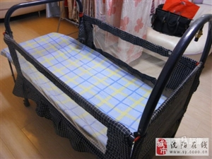可折叠儿童床 - 110元