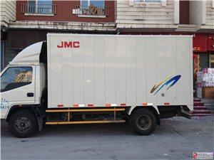 2011年江铃凯瑞箱式货车