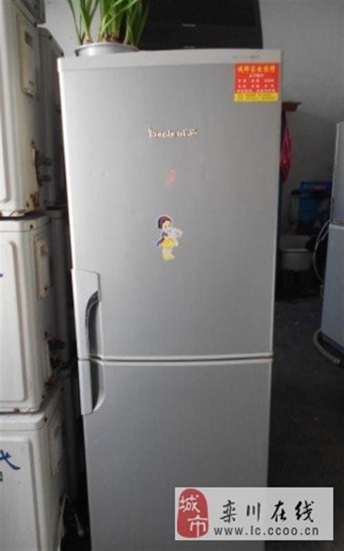 出售8成新容聲冰箱一臺