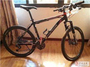 3500低价出售九成新美利达山地自行车