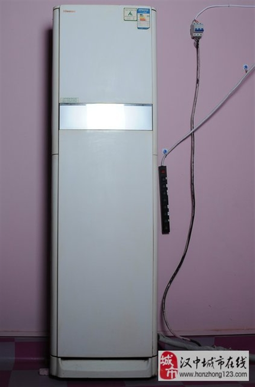 海信3P柜式空调转让