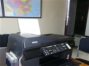 EPSONME650FN网络打印机PC传真机