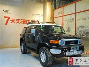 豐田FJ酷路澤 2007款 4.0  [放心選擇西安大誠行二