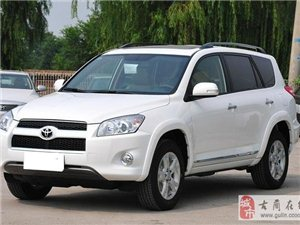 出售2012款丰田RAV4豪华版越野车