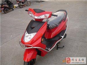 当面试车、满意付款,超低价促销各种二手摩托、电动车