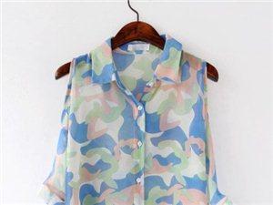 时尚外贸男女T恤各类童装等大量批发