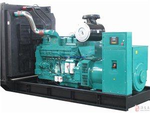 柴油发电机销售租赁维修二手机组回收