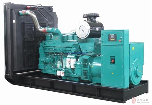 柴油發電機銷售租賃維修二手機組回收
