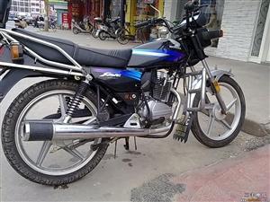 125本田大架摩托车超低价出售九成新