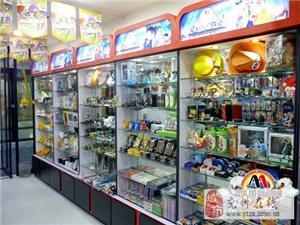 AA動漫店加盟適合女生創業的好項目