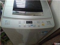 95成新洗衣机转让700RMB