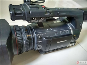 出售一手松下130摄像机无任何维修记录可小刀