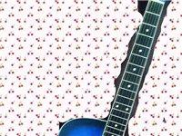 建水轉賣全新40寸Larpall吉他一把