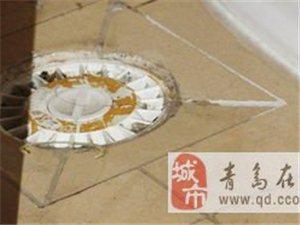 城阳区地漏安装 城阳卫生间异味维修