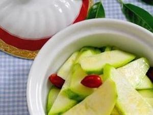 遂宁美食网告诉你 不是所有的蔬菜都适合凉拌吃
