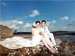 青岛海景婚纱