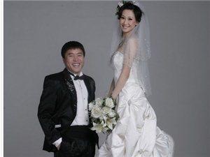 鲁能门神李雷雷个性婚纱照