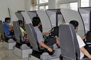 抚州现代驾驶员培训中心