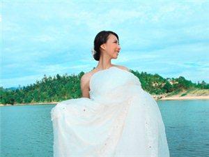 婚纱客照—月月