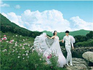阿旗蓝岛婚纱摄影