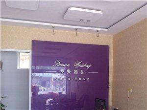 一楼办公区、形象墙
