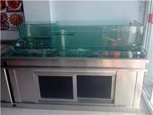 海鲜缸制作