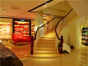富安娜一楼楼梯