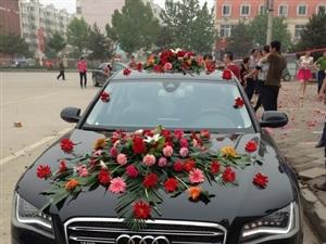 金典婚庆、婚礼花车