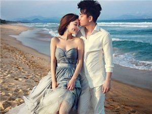 李小璐贾乃亮结婚照