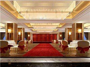开封未来国际温泉酒店二层宴会厅二