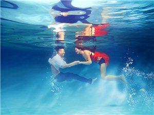 铅山洛可可带您体验水下婚纱照!