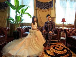 海口金夫人婚纱摄影