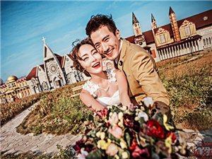 威海维多利亚婚纱摄影庄园白纱