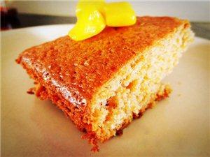 红糖胡萝卜蛋糕