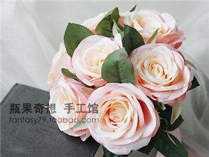 �治幕�传媒手捧花系列4