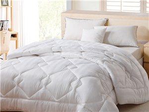 尊享价359元,在寒冷的冬天拥有一款暖暖的被子是一件很惬意的享受!表层面料经过特殊拉绒处理,手感非常柔软,贴合性强,可令肌肤倍感舒适;