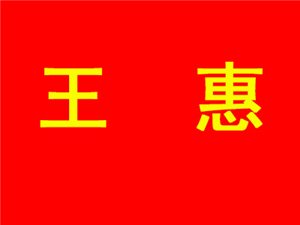 082王惠