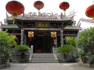 高州冼太庙